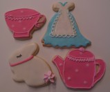 Alice in Wonderland Cookies