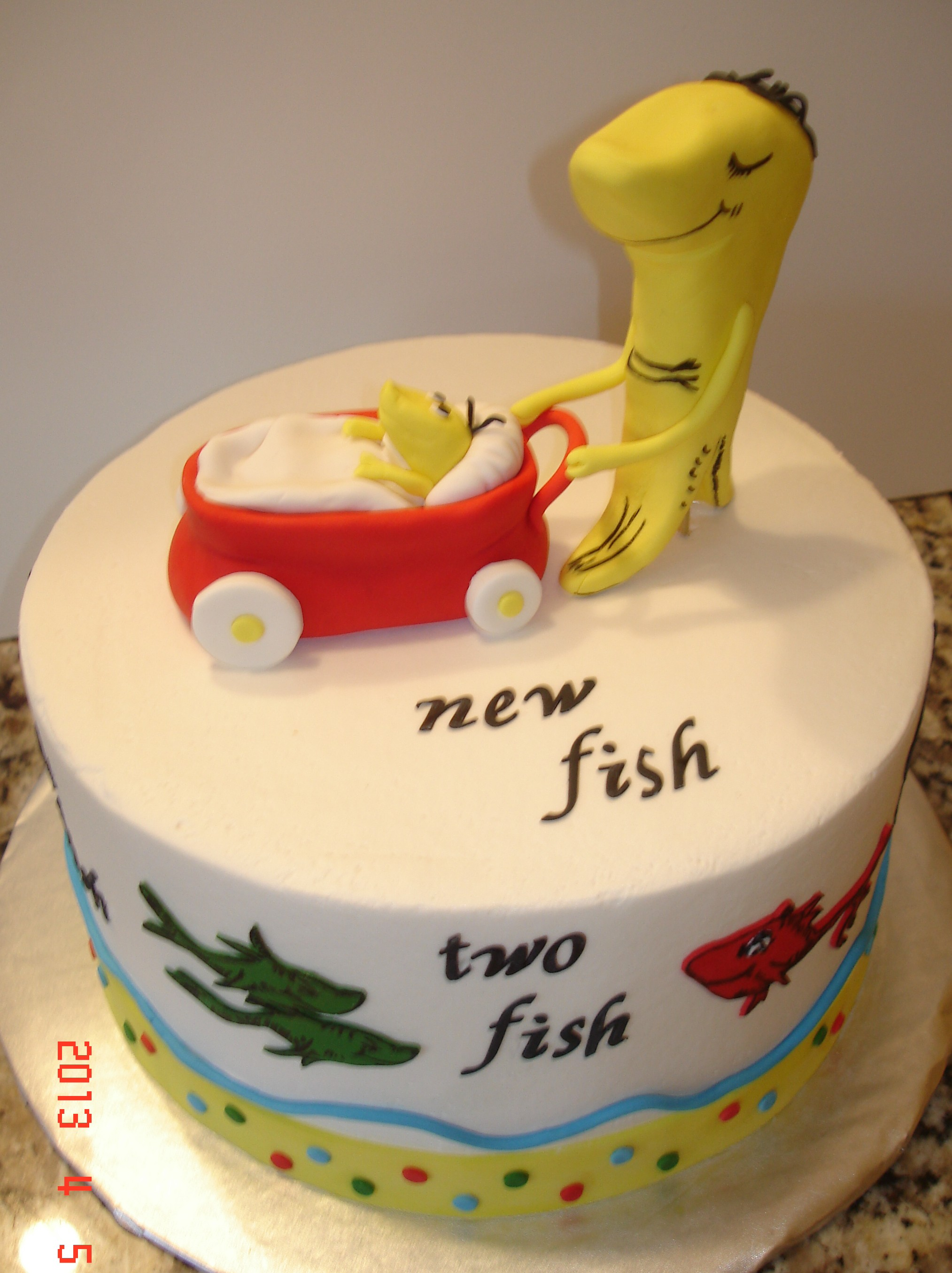 Baby » Dr Seuss Baby Shower