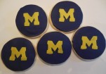 University of Michigan Cookies