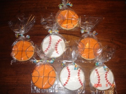 Baseballs & Basketballs