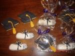 Graduation caps &diplomas