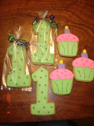 Cupcakes & Ones