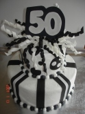 Black & White 50th