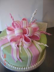 Sage, Pink & Pearls