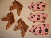 Horse & Pig