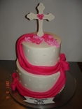 Tiers with Draping