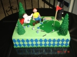 Golf w/Family Guy