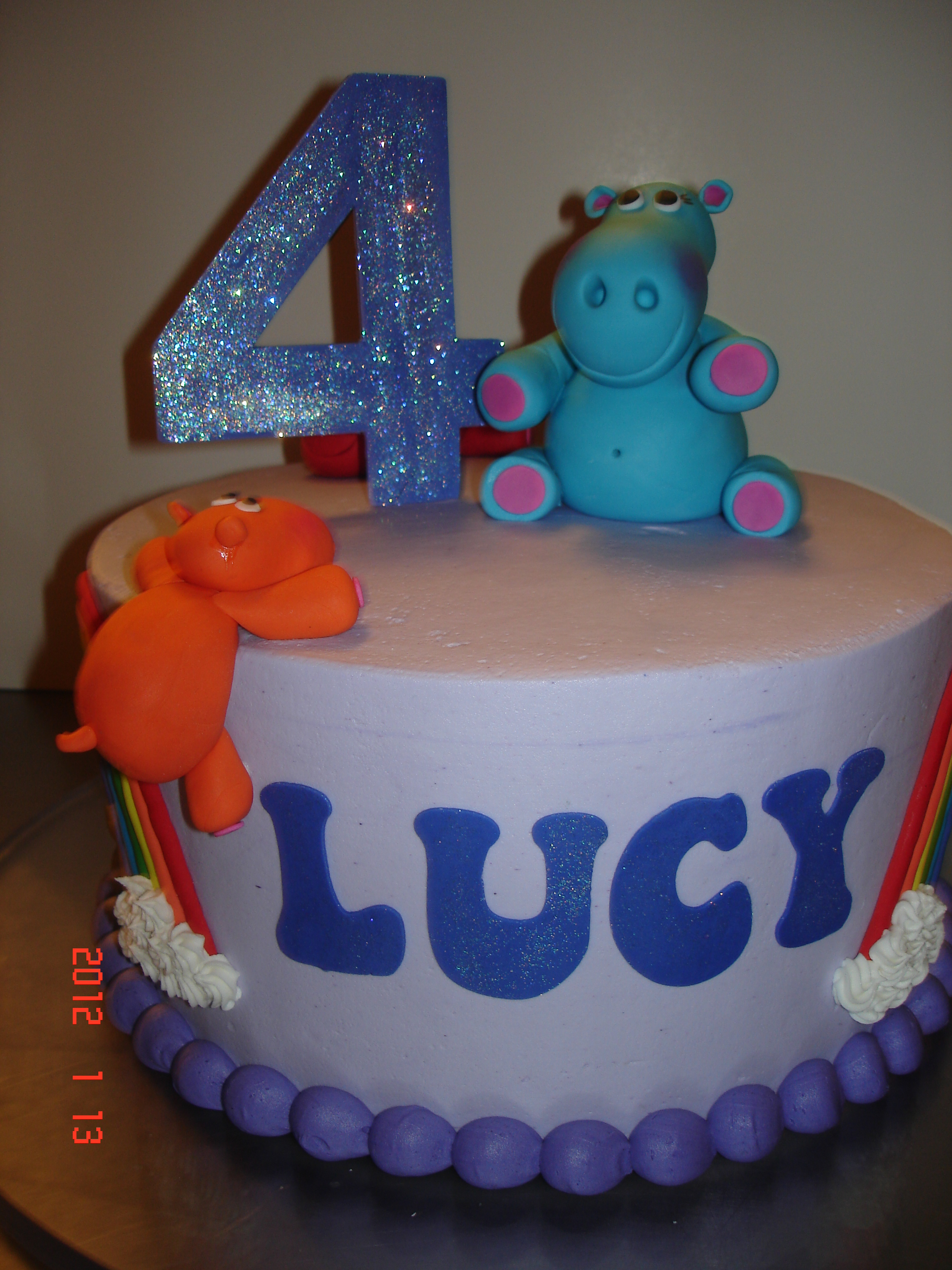 Cake Art Words : Kids St. Louis Custom Cakes