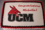 University of Central Missouri graduation