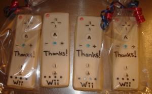 Wii Cookies